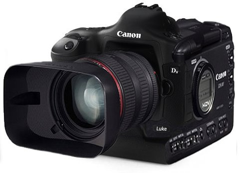 FT 4) New Canon 500D is coming! A Panasonic GH1 competitor?