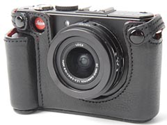 Panasonic Lx3 leather case