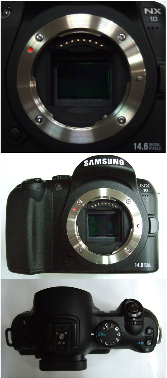 FT5) The Samsung NX - 43 Rumors